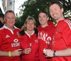 The British & Irish Lions Tour 2017 2testth
