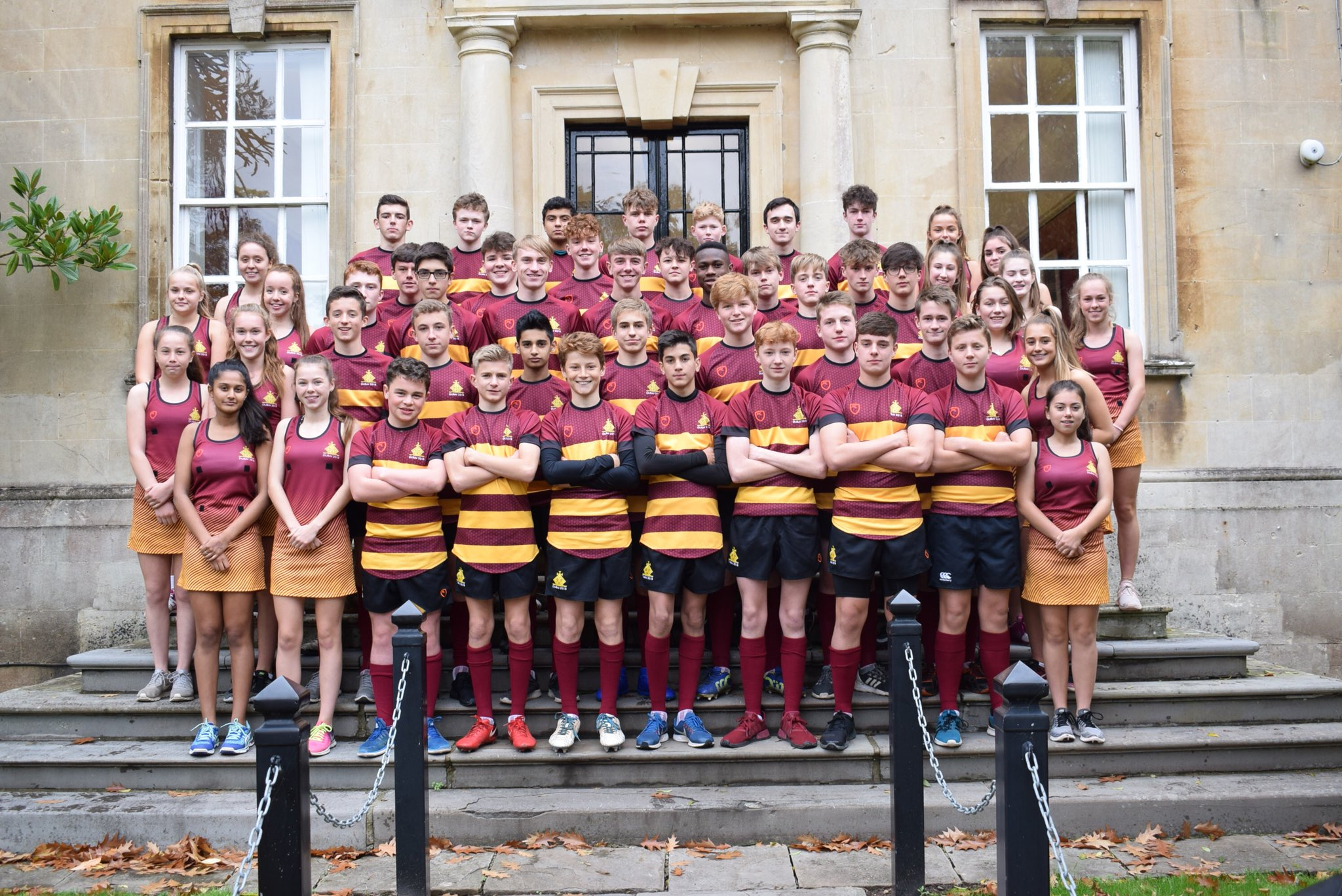 CSL Sport - Cathedral School off to Dubai