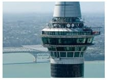 A long weekend in… Auckland skytower3