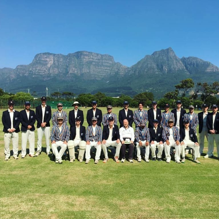 Cricket - Oxford University 1st Team Cape Town Tour 1