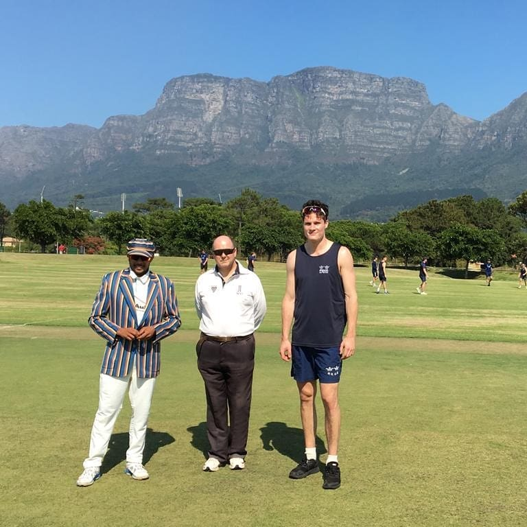Cricket - Oxford University 1st Team Cape Town Tour 2