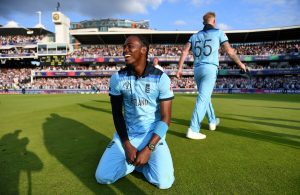 England Cricket World Cup Glory joffraArcher-300x195